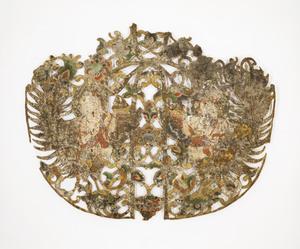 "Keman (Pendant ornament in Buddhist sanctuary), No. 7 (""To"")_1"
