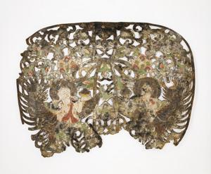 """Keman (Pendant ornament in Buddhist sanctuary), No. 8 (""""Chi"""")_1"""