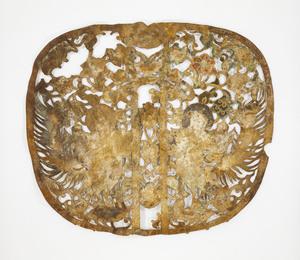 "Keman (Pendant ornament in Buddhist sanctuary), No. 10 (""Nu"")_1"