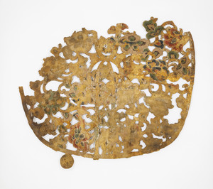 "Keman (Pendant ornament in Buddhist sanctuary), No. 11 (""Ru"")_1"