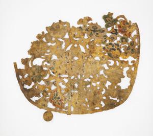 "Keman (Pendant ornament in Buddhist sanctuary), No. 11 (""Ru"")_1"