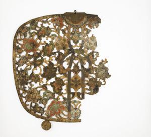 """Keman (Pendant ornament in Buddhist sanctuary), No. 12 (""""Wo"""")_1"""