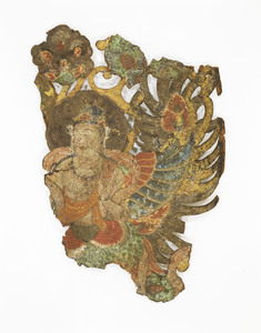 Keman (Pendant ornament in Buddhist sanctuary), Fragments_1