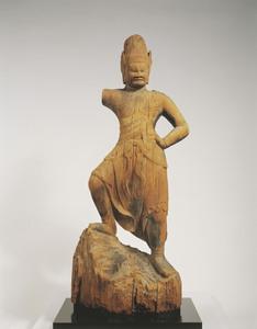 Standing Zaō gongen