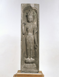 Standing Eleven-headed Kannon (Ekādaśamukha Avalokiteśvara)