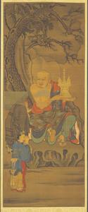 Fifteenth Rakan, one of Sixteen Rakan (Arhats)