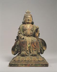 Kichijō-ten (Śrī-mahādevi)