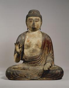 阿弥陀如来坐像|奈良国立博物館