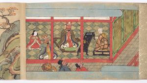 Illustrated Legends of the Jizō (Kṣitigarbha) Statue of Yata-dera Temple (J., Yata Jizō Engi)