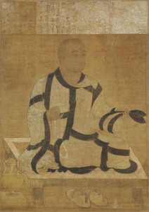 Eight Patriarchs of the Shingon Sect of Buddhism, Vajrabodhi
