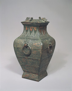 Wine pot, Fang