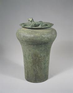 Cylindrical drum, Chun-yu