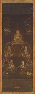 興福寺講堂曼荼羅