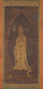 Eleven-headed Kannon (Ekādaśamukha Avolokiteśvara)