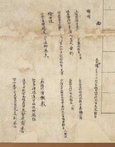 Map of the estate of Tōdai-ji temple in Takakushi village in Echizen Province_3