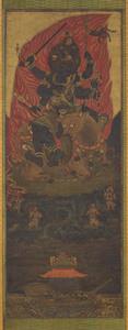 Daiitoku Myōō (Yamāntaka)