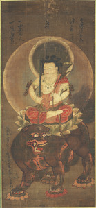 Monju (Mañjuśrī)