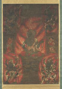 Five Great Myōō (Vidyārājas)