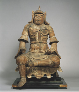 Seated Daishōgun-shin