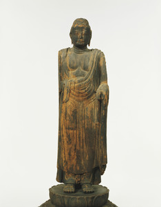 Standing Nyorai (Tathāgata)