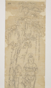 東大寺戒壇院厨子扉絵図像