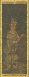 Eleven-Headed Kannon (Ekadaśamukha)