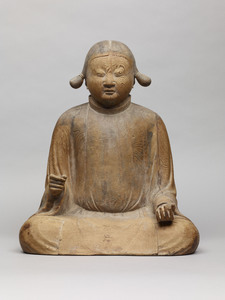 Seated Youthful Deity