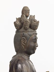 Bodhisattva Ekadaśamukha_10