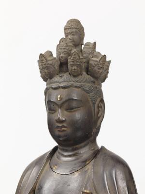 Bodhisattva Ekadaśamukha_12