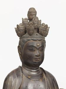 Bodhisattva Ekadaśamukha_13