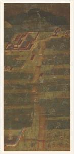 Mandala of Kasuga Shrine (J., Kasuga Miya Mandara)