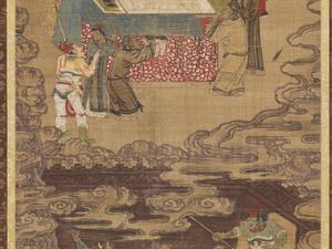 Ten Kings of Hell, Wudao Zhuanlun Wang (J., Godō Tenrin Ō)_3
