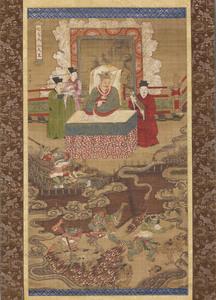 Ten Kings of Hell, Taishan Wang (J., Taizan Ō)_1