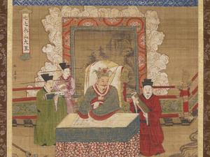 Ten Kings of Hell, Taishan Wang (J., Taizan Ō)_2