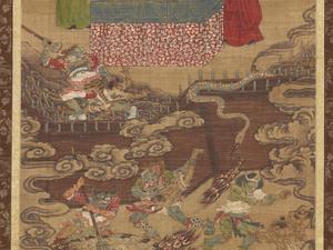 Ten Kings of Hell, Taishan Wang (J., Taizan Ō)_3