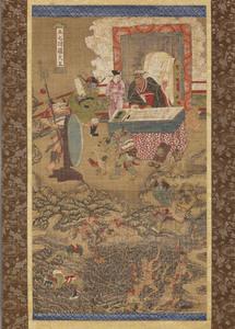 Ten Kings of Hell, Yanluo Wang (J., Enra Ō; Skt., Yamaraāja)_1