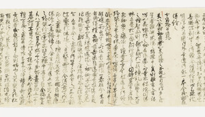 Zappitsu-shū (Collected Notes and Records), (Hyōbyaku-tō)_30