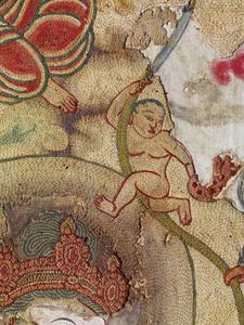 刺繍釈迦如来説法図_32