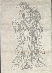 東大寺戒壇院厨子扉絵図像_43