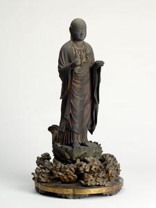 地蔵菩薩立像_12
