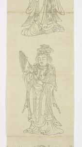 東大寺戒壇院厨子扉絵図像_32