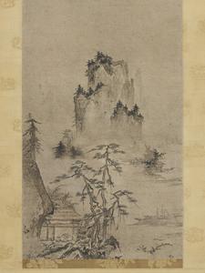 山水図(水色巒光図)_6