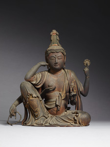 Bodhisattva Cintāmaṇicakra_27