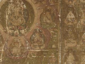 Womb World (J., Taizōkai; Skt., Garbhadhātu) Mandala_21