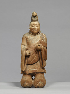 伊豆山権現立像|奈良国立博物館