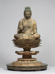 国宝|薬師如来坐像|奈良国立博物館