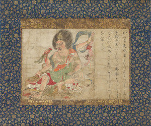 Tenkeisei, God of Heavenly Punishment, Extermination of Evil (J., Hekija-e)_0