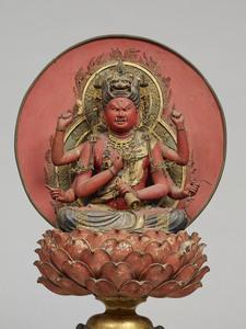 「愛染明王 仏像」の画像検索結果