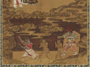 Ten Kings of Hell, Wudao Zhuanlun Wang (J., Godō Tenrin Ō)_12