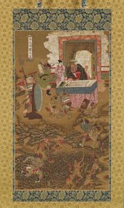 Ten Kings of Hell, Yanluo Wang (J., Enra Ō; Skt., Yamaraāja)_9